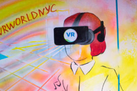 Ist VR mehr als nur ein Spaß-Gadget? Foto: Johanna Röhr