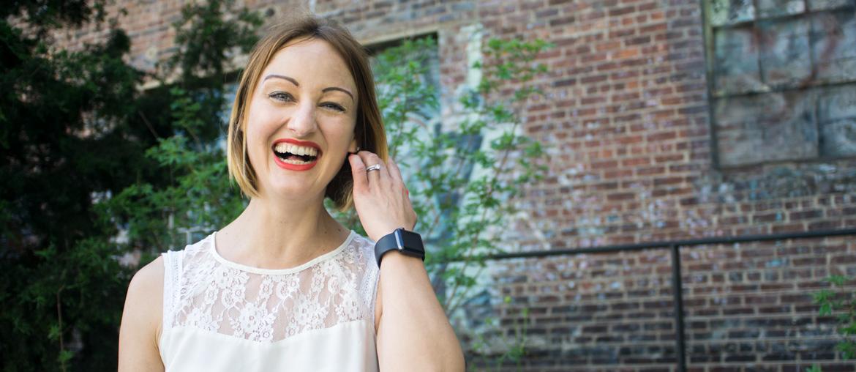 Nicole Westphalen. Foto: Johanna Röhr