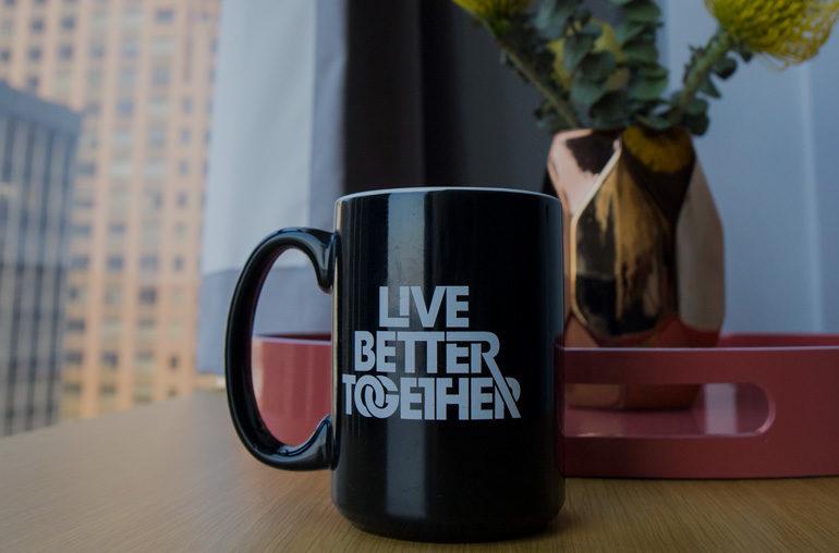 Ist Co-Living die Zukunft? Foto: Johanna Röhr