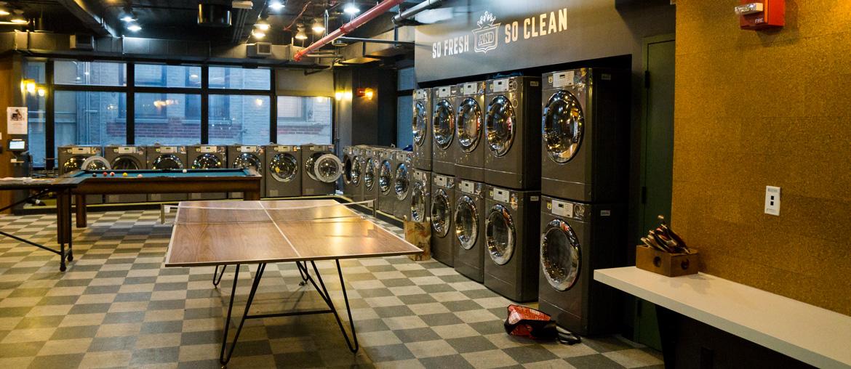 WeLive Waschraum